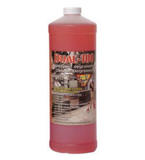 Dual-100 Nettoyant dégraisseur contenant un neutralisant d'odeurs 1 L