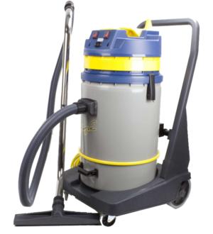 JV420P Aspirateur commercial 2 moteurs sec / humide 60 L (16 gal)