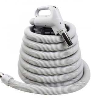 Boyau aspirateur central 24v interrupteur