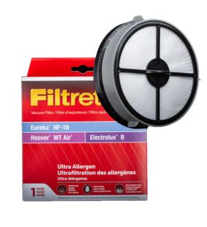 Filtre Eureka HF-16 / Hoover WT Air / Electrolux B Vertical