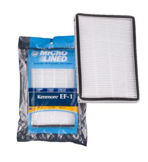 Filtre Kenmore / Panasonic EF-1