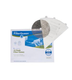 Filtre cônes Filter Queen