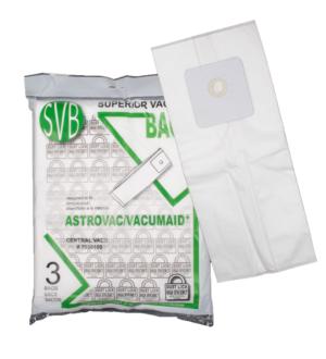 Sac Vacu-Maid / Astro-Vac central